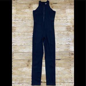 NWOT All Access jumpsuit sleeveless zipper